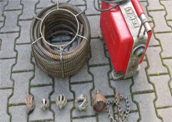 Rohr- und Kanal Reinigungdienst-Rohrreinigung